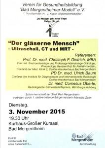 Plakat gläserner Mensch_mod